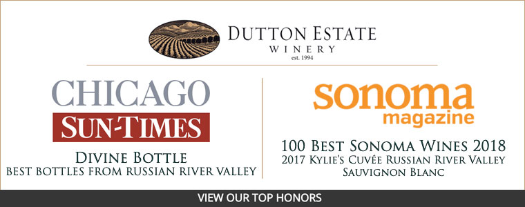 Dutton Estate Winery won top honors!